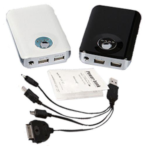 Batteribank/nødlader 8800mAh for digital produkter