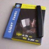 LED-lesebrett for lesing i mørket