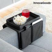 Sofabrett med lommer for fjernkontroll etc fra Innovagoods