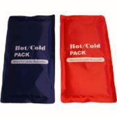 Varme-/kjølepose som kan varmes i mikrobølgeovn